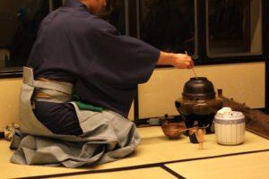 JAPANESE SPIRIT-和を感じる茶と酒の世界-